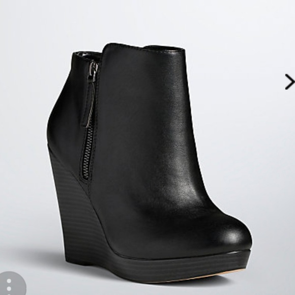 004fc5385c7f ... Wedge Booties